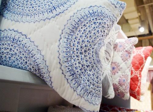 John Robshaw Blue Global Fabric Pillows 500x367 January 2011 NYIGF, Part 2