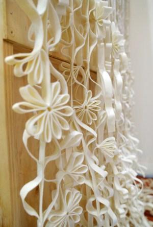 Shine Felt Floral Panel Wedding Backdrop White 300x444 January 2011 NYIGF, Part 2