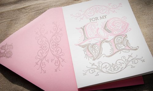 Wiley Valentine For My Love 500x299 Seasonal Stationery: Last Minute Valentines Day Cards