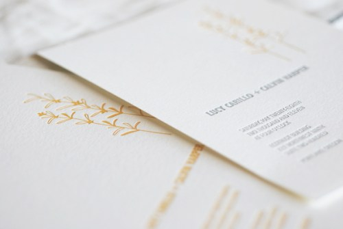Satsuma Press Wedding Invitations Wheat 500x335 Wedding Invitations   Satsuma Press