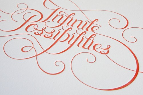 eight hour day letterpress infinite possibilities artwork2 500x333 {today I love...}