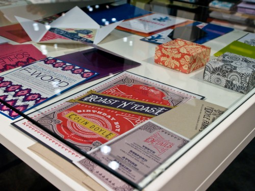 National Stationery Show 2011 Envelopments17 500x375 National Stationery Show 2011   Part 12