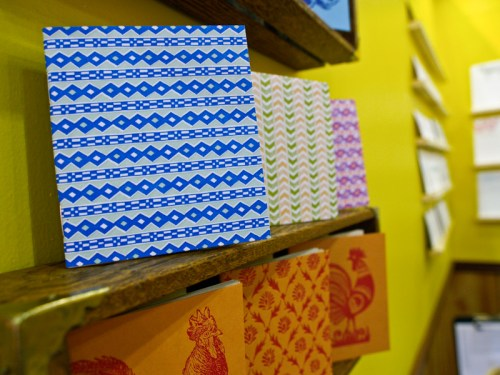 National Stationery Show Bison Bookbinding20 500x375 National Stationery Show 2011   Part 7