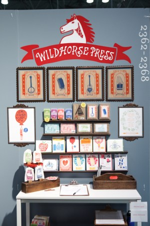 National Stationery Show Ladies of Letterpress10 300x450 National Stationery Show 2011   Part 4