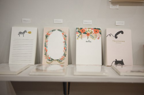 National Stationery Show Rifle Paper Co19 500x333 National Stationery Show 2011   Part 3