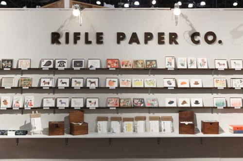 National Stationery Show Rifle Paper Co3 500x333 National Stationery Show 2011   Part 3