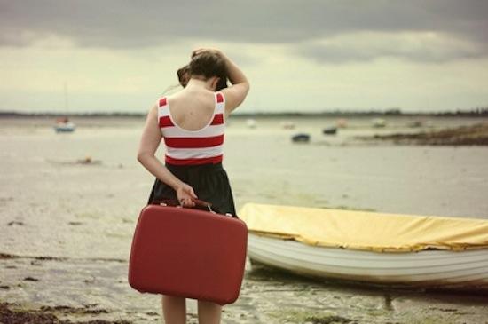 Beth Retro Sea Bound {happy weekend!}