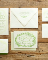 Flora Blackbird Wedding Collection
