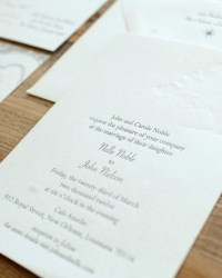 Oak Blackbird Wedding Collection