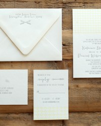 Scalloped Blackbird Wedding Collection