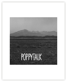 Poppytalk Guest Post Press