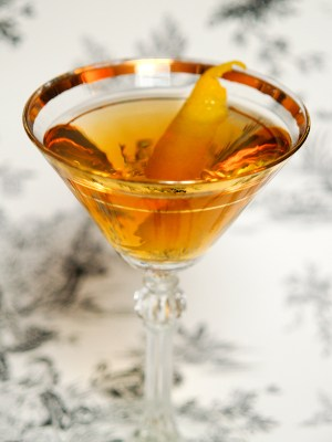 Cocktail Recipe Martinez 20 300x400 Friday Happy Hour: The Martinez