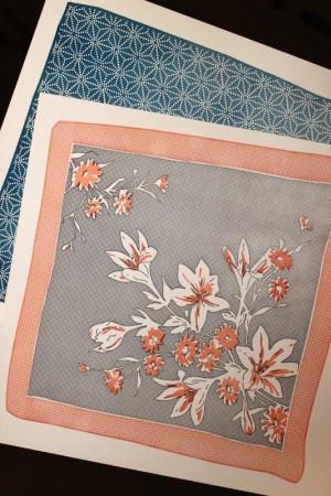 Mink Letterpress Vintage Handkerchief Calendar2 300x450 2012 Calendar Round Up, Part 10