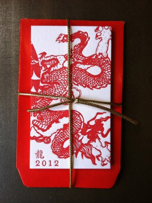 Chinese New Year Cards Twig Fig Dragon Pack 300x401 Chinese New Year Cards from Twig + Fig