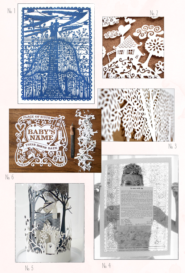 Inspired by Papercuts Inspired By: Papercuts!