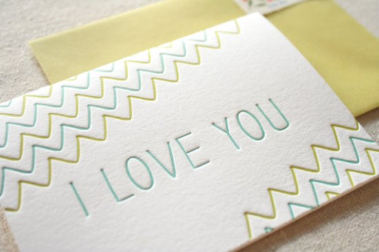 Parrott Design Studio Valentines Day Card 550x366 Seasonal Stationery: Valentines Day Cards