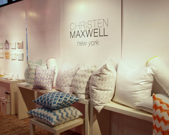 Christen Maxwell New York International Gift Fair August 2012 13 550x439 NYIGF January 2012, Part 6