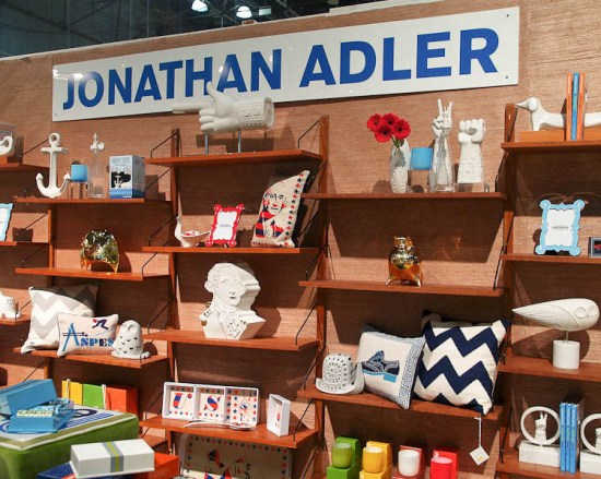 Jonathan Adler New York International Gift Fair August 2012 23 550x439 NYIGF January 2012, Part 6