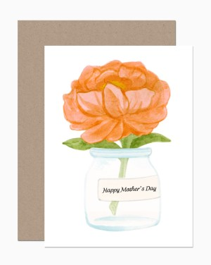 dearhancock mothers day jar 300x376 Spring Cards from Dear Hancock