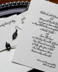 Wedding Invitations by Smudge Ink (10)
