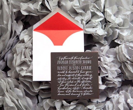 Wedding Invitations Ligature Collection Paperfinger9 550x458 Ligature Wedding Invitation Collection by Paperfinger