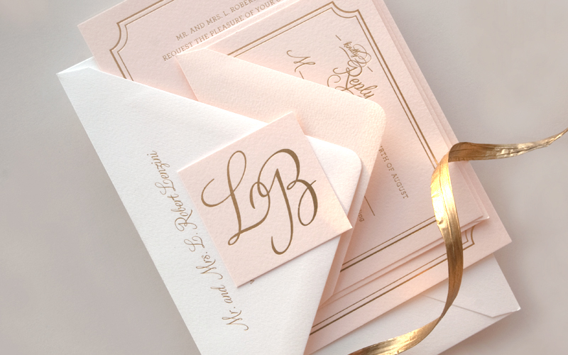 Wedding Invitation Font Combinations for amazing invitations template