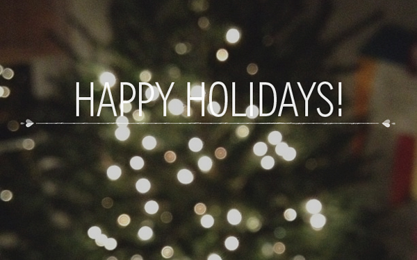 Happy Holidays From OSBP {happy holidays!}