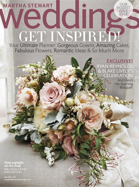 Martha Stewart Weddings Winter 2013 Cover Sneak Peek – Martha Stewart Weddings Winter 2013 Issue!