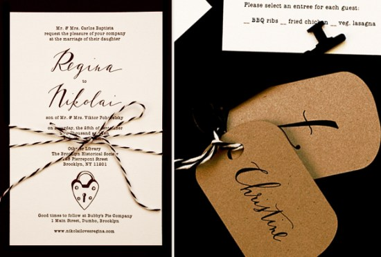 papermadedesign7 550x372 Calligraphy Inspiration: Papermade Design