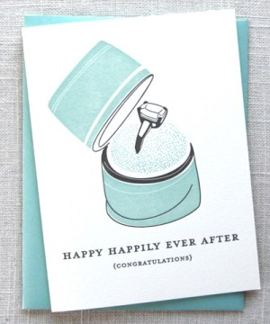 ringbox 300x360 Stationery A – Z: Engagement Congratulations Cards