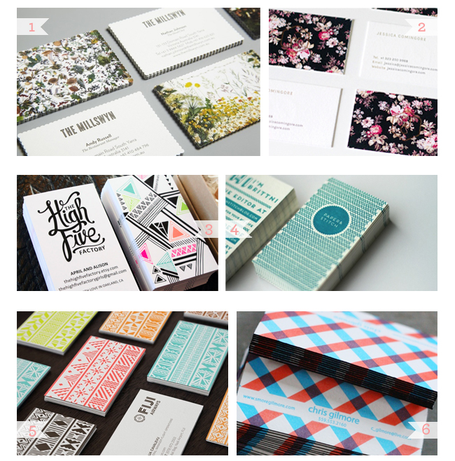 Business Card Inspiration Patterns Business Card Ideas and Inspiration #13 | Pattern Play
