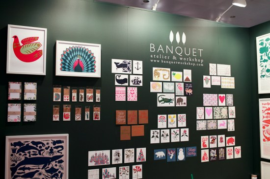 National Stationery Show 2013 Oh So Beautiful Paper Banquet Workshop 2 550x366 National Stationery Show 2013, Part 6