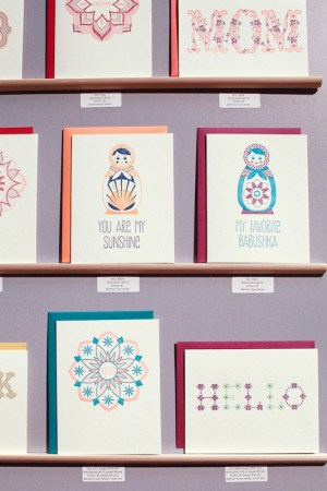 National Stationery Show 2013 Oh So Beautiful Paper Ladies of Letterpress 87 300x450 National Stationery Show 2013, Part 4