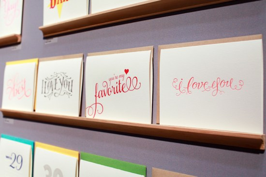 National Stationery Show 2013 Oh So Beautiful Paper Ladies of Letterpress 98 550x366 National Stationery Show 2013, Part 4