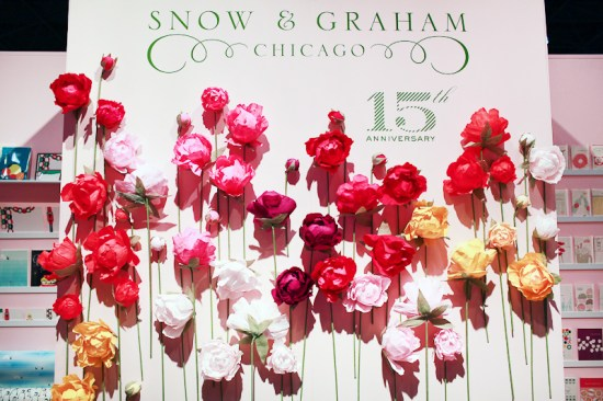 National Stationery Show 2013 Oh So Beautiful Paper Snow and Graham 2 550x366 National Stationery Show 2013, Part 2