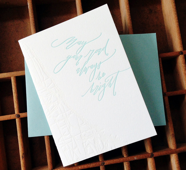 Blackbird Letterpress Betsy Dunlap Greeting Cards3 Quick Pick: Blackbird Letterpress + Betsy Dunlap