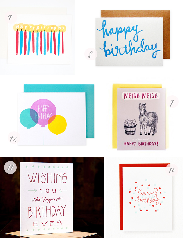 Stationery A Z Birthday Cards Part2 Stationery A   Z: Birthday Cards