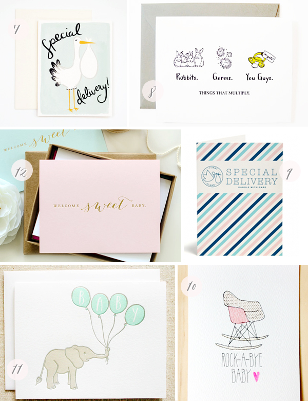 Stationery A Z New Baby Cards Part2 Stationery A   Z: New Baby Cards
