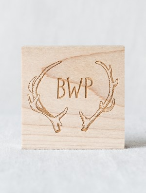 Sycamore Street Press Custom Stamps Antlers 300x397 Quick Pick: Sycamore Street Press Custom Stamps