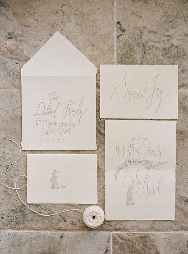 4 SEM LauraCatherinePhotography Calligraphy Inspiration: Signora e Mare