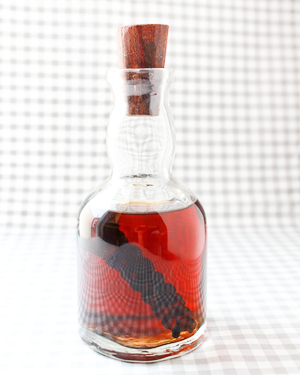 OSBP Signature Cocktail Recipe Barrel Aged Manhattan 5 Friday Happy Hour: A Barrel Aged Manhattan