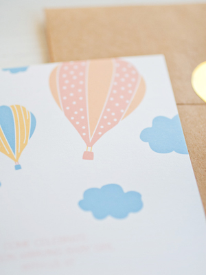 Hot Air Balloon Baby Shower Invitations Anastasia Marie3 Hot Air Balloon Baby Shower Invitations