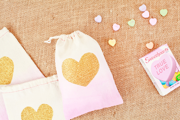 OSBP DIY Tutorial Dip Dye Heart Bags 42 DIY Tutorial: Dip Dye Heart Favor Bags