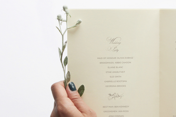 Romantic Floral Wedding Invitations Belinda Love Lee8 Claire + Davids Romantic Floral Wedding Invitations