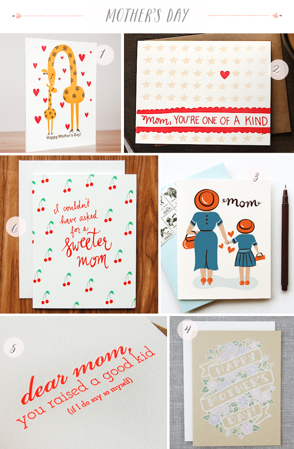 2014 Mothers Day Cards Part3 Seasonal Stationery: Mothers Day, Part 2