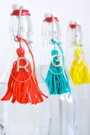 DIY Acrylic Spirit Bottle Tags OSBP 12 DIY Tutorial: Acrylic Spirit Bottle Tags