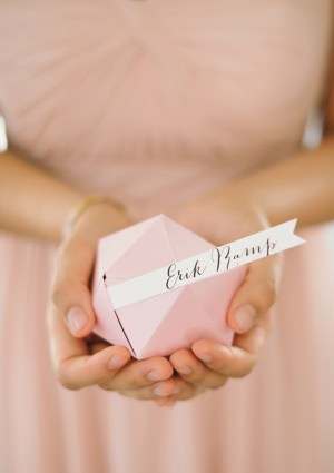 Pastel Wedding Escort Card Enjoy Events Co Delbarr Moradi Photography 300x425 Wedding Stationery Inspiration: Pastels