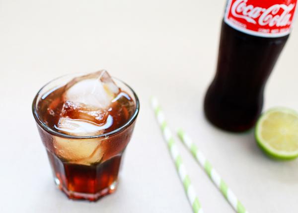 OSBP Signature Cocktail Recipe The Cuba Libre 4 Friday Happy Hour: The Cuba Libre
