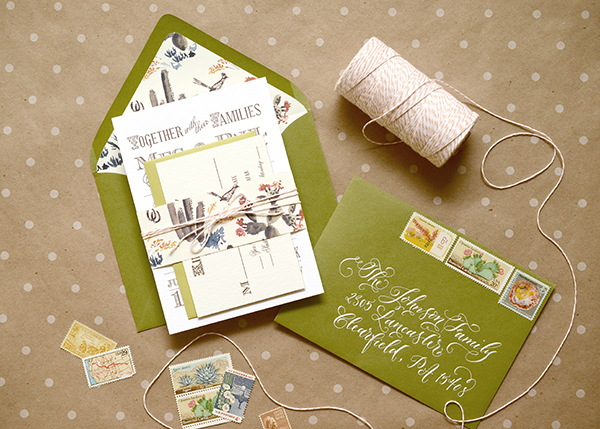 cactus How to Add Your Personal Touch to DIY Wedding Invitations