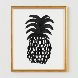 Linda Harriett Pineapple Print Quick Pick: Linda and Harriett Prints!